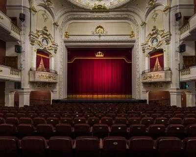 The Isaac Theatre Royal has returned to its former glory